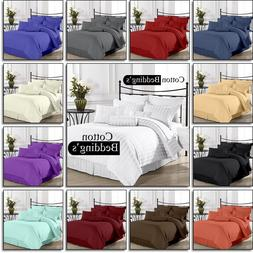 1000 TC Egyptian Cotton US Size Hotel Collection Brand 4pc S