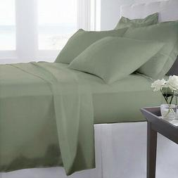 1200 Thread Count Egyptian Cotton PILLOW CASE Set Standard /
