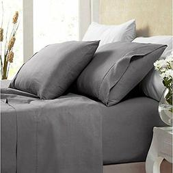 1200 Thread Count 100% Egyptian Cotton 1200 TC Bed Sheet Set