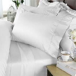 Egyptian Bedding 1500 Thread Count Queen Siberian Goose Down
