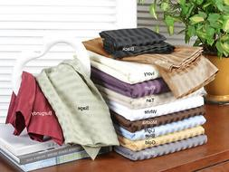 1500 Series Microfiber Stripe Pillow Cases