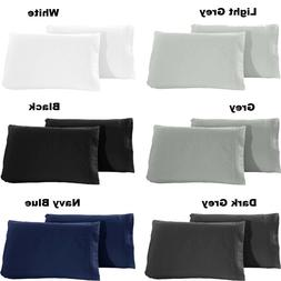 1800 Pillowcase Queen / King Size - Set of 2 pieces Pillow C