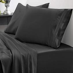 1800 Thread Count Sheet Set – Soft Egyptian Quality Brushe