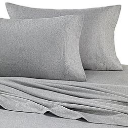 2 Heavyweight Flannel KING Pillowcases From The Seasons Coll