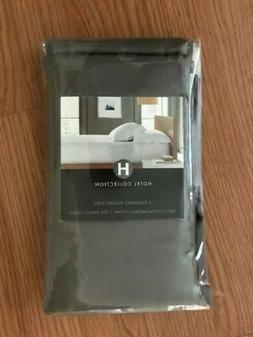 Hotel Collection 2 Standard Pillow Cases 700TC