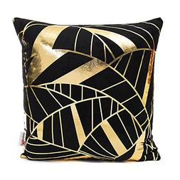 Monkeysell 2018 New products black and gold pillow Home Pill