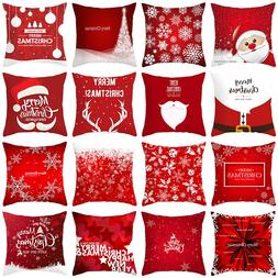 2019 New Merry Christmas Santa Claus <font><b>Pillow</b></fo