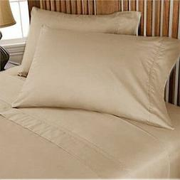 400 Thread Count Luxurious 100% Egyptian Cotton Set of 4 Sho