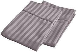 500 Thread Count Luxury 2 PC Pillow Cases King/Cal-King Size