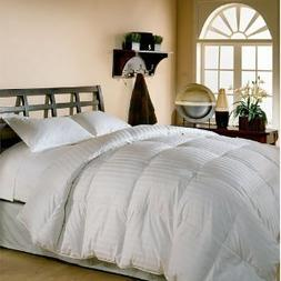 650fp 8 Pieces Cotton Queen Goose Down Comforter Bed in a Ba