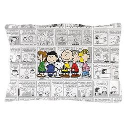 "CafePress The Peanuts Gang Standard Size Pillow Case, 20""x30"
