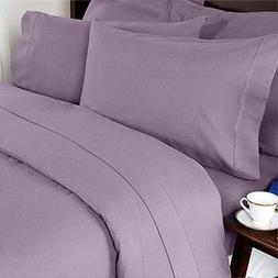 Elegance Linen ® 1200 Thread Count Egyptian Quality 4 pc Sh