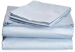 Natural Comfort Premier Hotel Select Sheet Set, Queen, Light