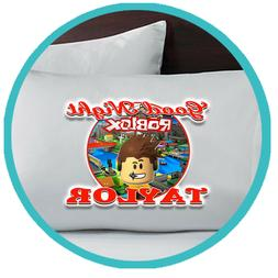 Roblox Pillowcase Pillow Case Gift Gifts Merchandise Merch B