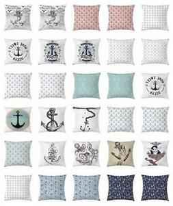 anchor throw pillow cases cushion covers by