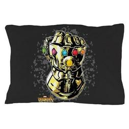 CafePress Avengers Infinity War Smash Pillow Case