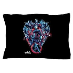 CafePress Avengers Infinity War Stance Pillow Case