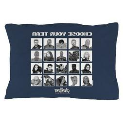 CafePress Avengers Infinity War Team Pillow Case