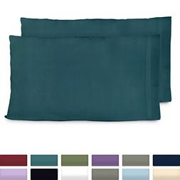 Cosy House Collection Premium Bamboo Pillowcases - Standard,