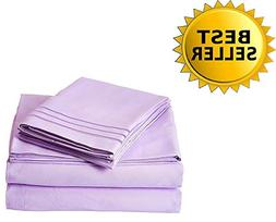 Elegant Comfort Bedding Collection 2-Piece Pillowcases 1500