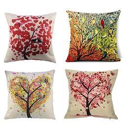 clearance pillow cases linen printing