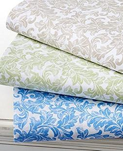 Martha Stewart Collection Ornamental Scroll 300 Thread Count