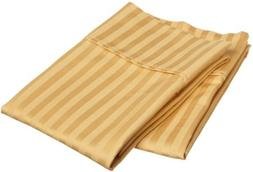Blue Nile Mills 100% Combed Cotton Pillowcases, 400 Thread C