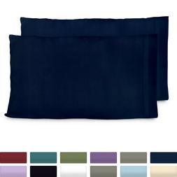 cosy house premium bamboo pillow case set
