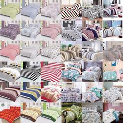 Cotton Bedding Set, Quilt Cover,  Duvet Cover With Pillow Ca