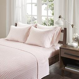 Cotton Jersey Sheets Set - Ultra Soft Queen Bed Sheet With D