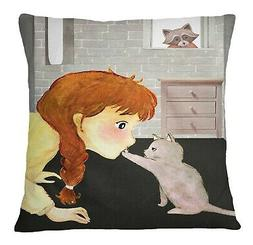Designer Bed Room Pillow Cases Cushion Cover Throw For Home