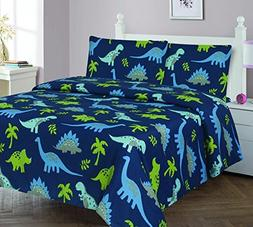 Elegant Home Dinosaurs Jurassic Park Design Multicolor Dark