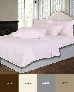 egyptian comfort brand 1800 series 6 piece