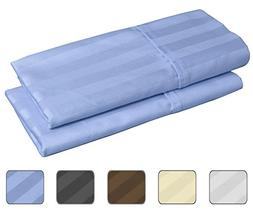 Rajlinen Egyptian Cotton - Set of 2 Pillow Cases -400 Thread