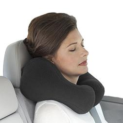 Sunshine Pillows Ergonomic Travel Neck Pillow, Comfortable N