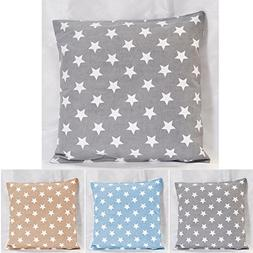 TAOSON Five-pointed Star Geometry Pattern Cushion Cover Pill