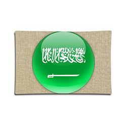 flag saudi arabia home decoration