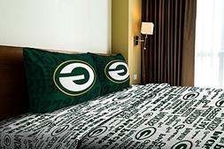 Green Bay Packers - Full Size - Team Colored Anthem Sheet Se