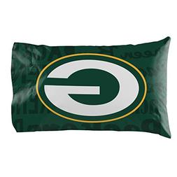 Green Bay Packers - Set of 2 Pillowcases - NFL Football Bedr