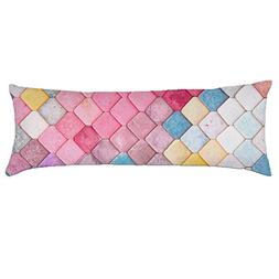 Alicia Haines Home Decorative Pillow Cover cotton Long Body