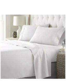 hotel luxury bed sheets set 1800 series