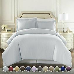 Hotel Luxury 3pc Duvet Cover Set-ON SALE TODAY-1500 Thread C