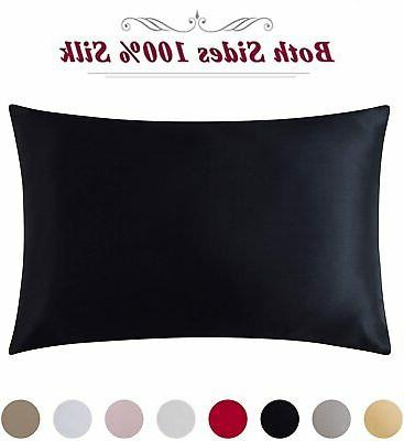Pillowcase Momme Pillow and Skin