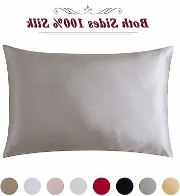 100% Pillowcase Momme Bed Pillow Cases and Skin