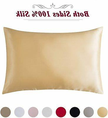 100% Pillowcase Bed Pillow Cases and Skin