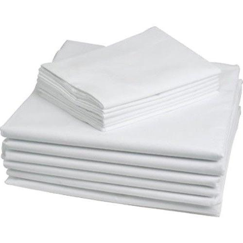 8 piece lot new white hotel pillow