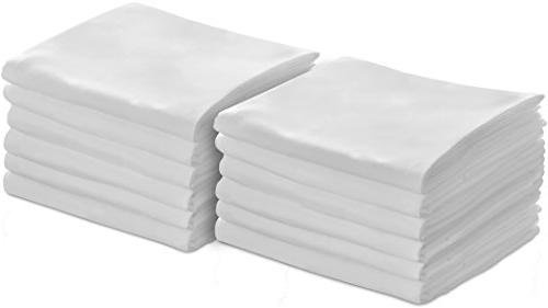 Utopia Bedding 12 - Brushed Microfiber Softness Tailoring Reduces and Respiratory