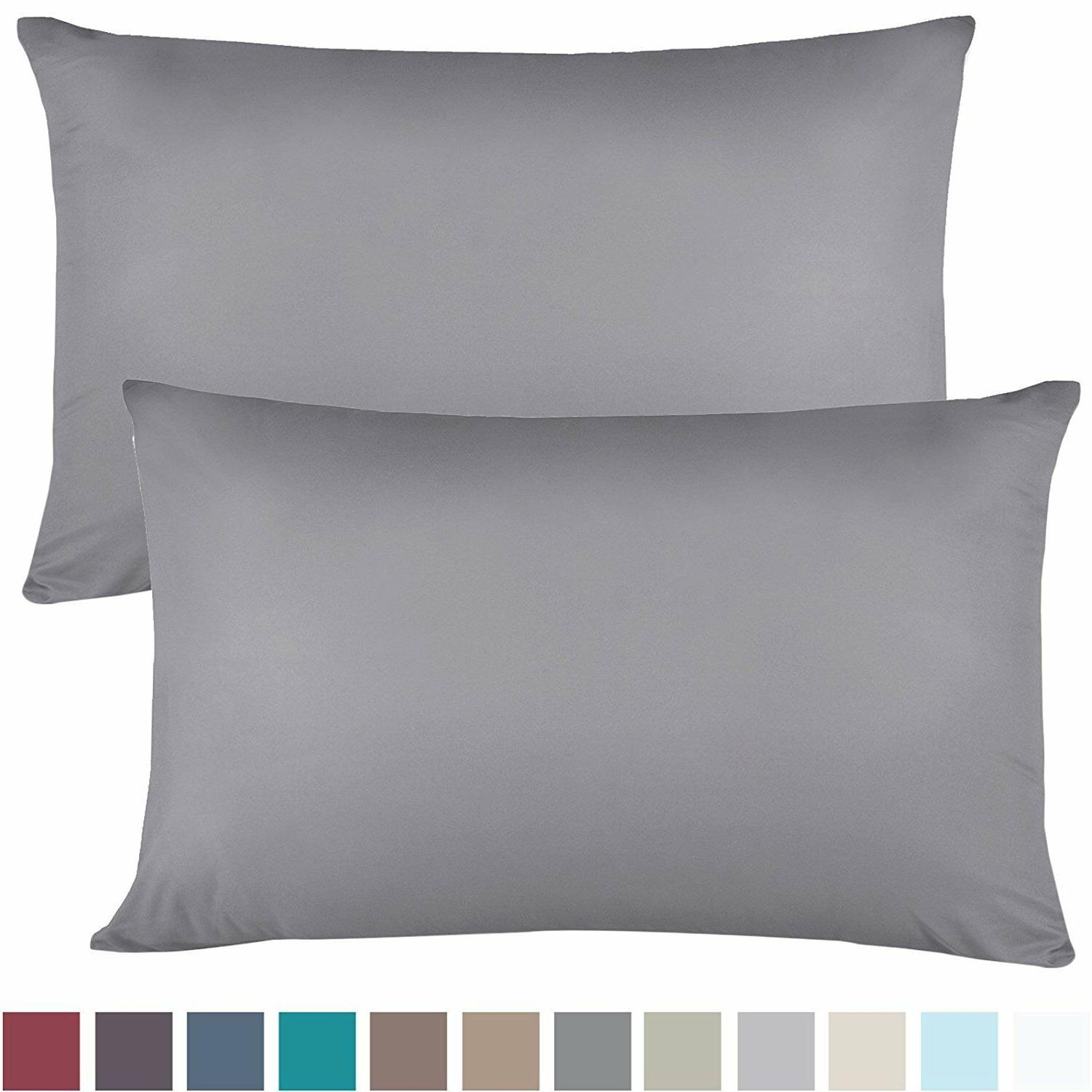 1200 series pillowcases 2 pillow cases per