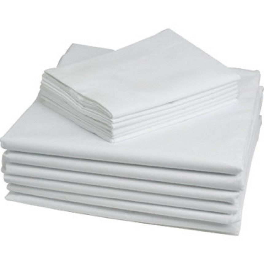 14 20''x32'' size hotel pillow cases covers t-180
