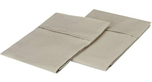 1500 series microfiber solid pillowcase